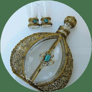 sitaklene iskre rucno pravljen nakit