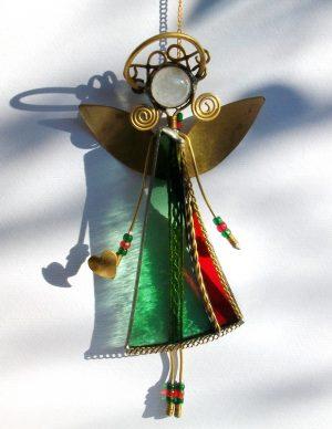 Anđeo,ukras za prozor – suncatcher