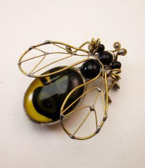 Pčela broš 1