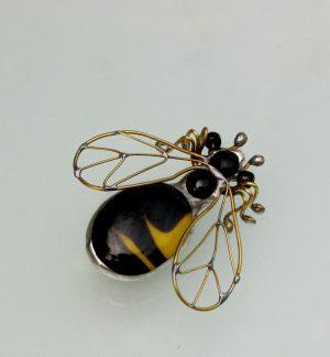 Pčela broš 4
