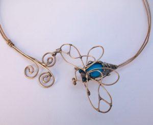 Tiski cvet ogrlica 4