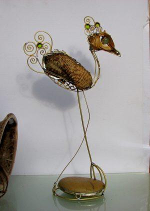 Barska ptica skulptura 3