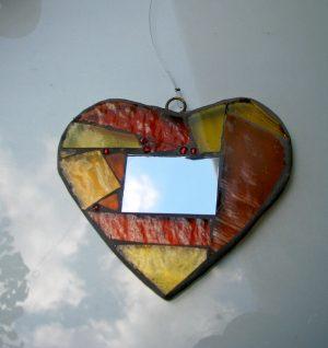 Licidersko srce-žuta