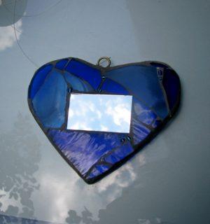 Licidersko srce-plava