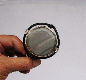 narukvica medaljon siva 2